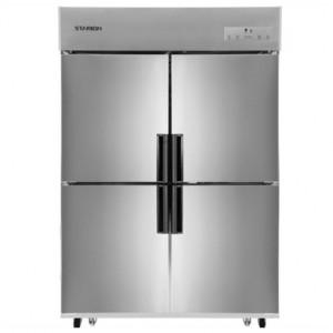 45BOX 1100L 스타리온 일체형 1/2 수평 냉동냉장고