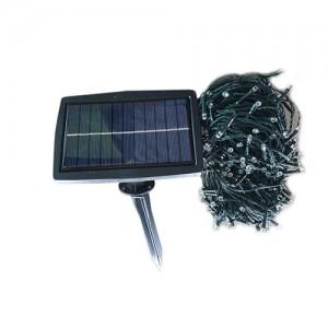 LED 크리스마스 트리등줄조먕 파티 간접 와이어 태양열 야외 장식