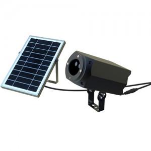 BDELE-19 크리스마스 트리 LED 레이저 램프