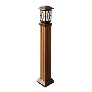 BDN145-P3L LED 태양열 정원등외부 조명등 실외 야간 위험지역 현관입구 주차장 행단보도 진입로 관광지 유원지 등산로 야행 하천주변 산