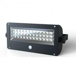 BDE-09 동작감지 태양열 LED 센서등 투광등 현관등