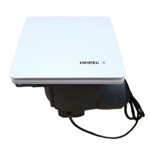 힘펠 C2-100LF 플렉스 환풍기(심플민무늬커버)