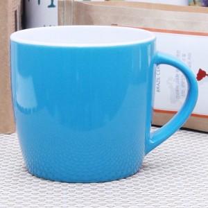테라 유광블루 머그컵