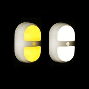 동작감지 LED 적외선 무선 센서등