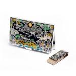자개 명함케이스 + USB 8G 2종세트(십장생)