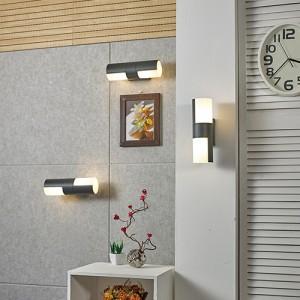LED 1981 원통 벽등