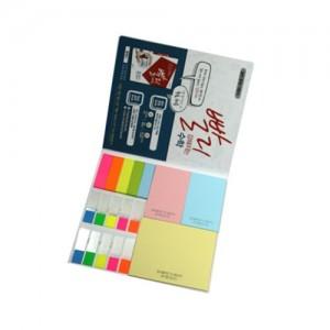 국산정품 드림 점착메모지 (수첩형 021)