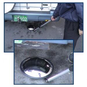 차량하부검색경 JI-911SM(원형)