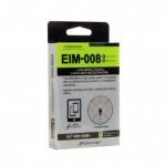 EIM-008(4극 스마트폰용 단일지향성 최고급 마이크)온라인강의,인터넷강의,개인방송,방송장비,유투버,1인방송