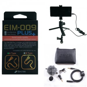 EIM-009 플러스 (4극 최고급 단일지향성 마이크)
