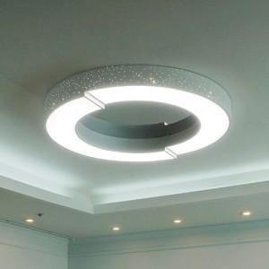 [W-L-L-0066]프링 원형 1000파이 LED색변환 거실등
