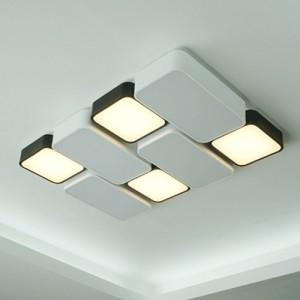 [W-L-L-0061]블록8등 LED색변환 거실등
