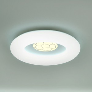 [W-C-L-0027]축구 투톤 LED방등(취침)