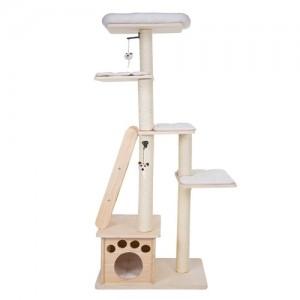 펫모닝 투톤원목캣타워 PMC-6512가격:295,000원