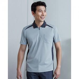 지벤[ZIBEN] ZB-T2034 기능성 카라 티셔츠