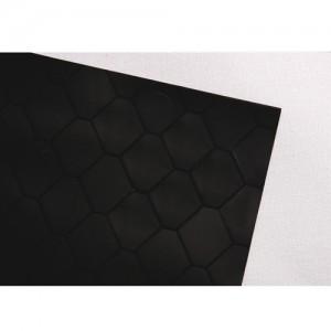 [공장직송] CONDUCTIVE PVC SHEET 정전기 방지 보호시트 (벌집무늬 블랙)