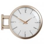 Morden Double Clock A7(Gold)
