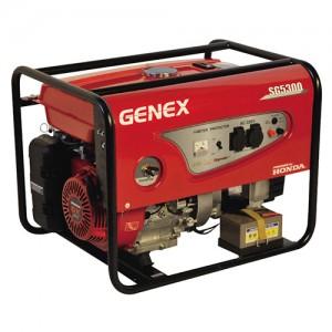 [제넥스] 발전기(가솔린) SG-5300EX가격:2,054,300원