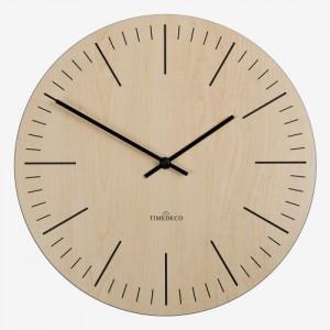 내츄럴 라인 벽시계 (Natural Line Clock)