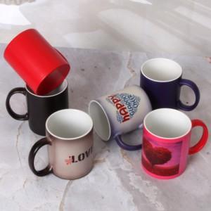 이미지 변색 포토머그이미지머그컵 포토머그컵 변색머그컵 머그잔 도자기머그컵