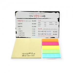 국산정품 드림 점착메모지 (수첩형 019)가격:574원