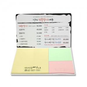 국산정품 드림 점착메모지 (수첩형 017)가격:331원