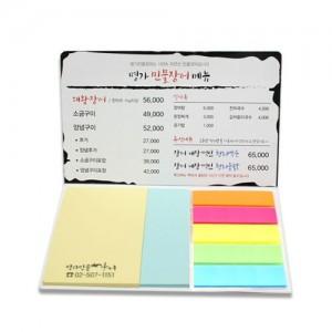 국산정품 드림 점착메모지 (수첩형 014)가격:566원