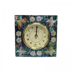 나비정사각시계,궁중정사각시계