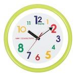 입체원형벽시계