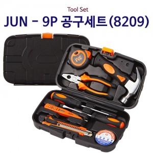 JUN - 9P 공구세트(8209)가격:13,231원