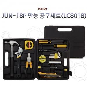 JUN - 18P 만능공구세트(LC8018)가격:14,701원
