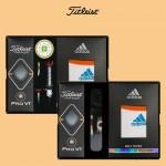 타이틀리스트 Pro v1 골프공 골프양말 선물세트
