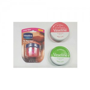 바세린 립테라피 20g/ 립테라피 용기형 7g/핸드크림