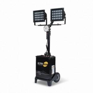 ULTRA-7000 (AC/DC 겸용) LED 투광기 24W X 2 (6시간)
