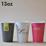 테이크아웃용 13온스종이컵(4도 풀칼라인쇄)