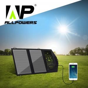 솔라콤 SCD115B 태양광 패널 충전기 5V 10W