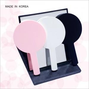 394SS-국산마카롱원형 손거울(소)