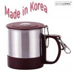 [보틀로만] 스텐 등산컵(나침반) 230ml