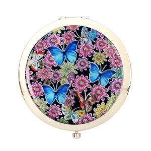 자개원터치손거울-청나비꽃 외 2종
