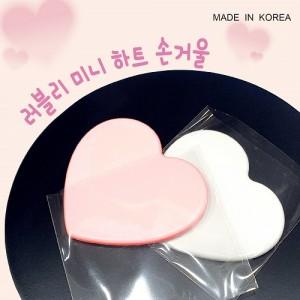 299-국산러블리미니손거울(화이트,핑크)