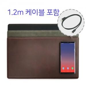 [국산]고속무선충전마우스패드