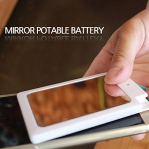미러보조배터리대량구매 주문제작 스마트폰충전기 핸드폰충전기 휴대폰충전기 휴대용충전기 슬림한 가벼운 거울보조배터리