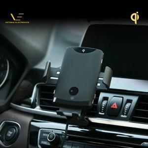 [vitoria] 차량용 거치대 무선충전기 AUTO/C19차량용스마트폰거치대 차량용핸드폰충전거치대 차량용송풍구형휴대폰거치대 고속충전 충전케이블