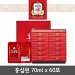 정관장 홍삼원70ml 60포