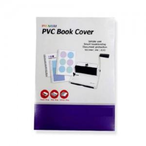 A4 제본 PVC 투명 / 반투명 비닐표지 100매 (box) (0.2 / 0.23 / 0.3mm)
