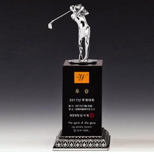 골프(우승)트로피 / 우리6)129-3