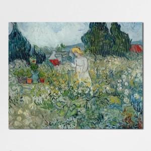 [캔버스액자] 고흐_오베르 쉬르 우아즈 정원안의 가셰양가격:39,000원