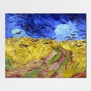 [캔버스액자] 고흐_까마귀가 있는 밀밭가격:39,000원