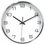 알미늄벽시계(다이아컷팅)