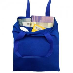 국산정품 드림 2중 칼라에코가방 (소)천가방 에코백 다용도가방 보조가방 캔버스가방
